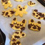 ノンタンクッキーを作ったよ