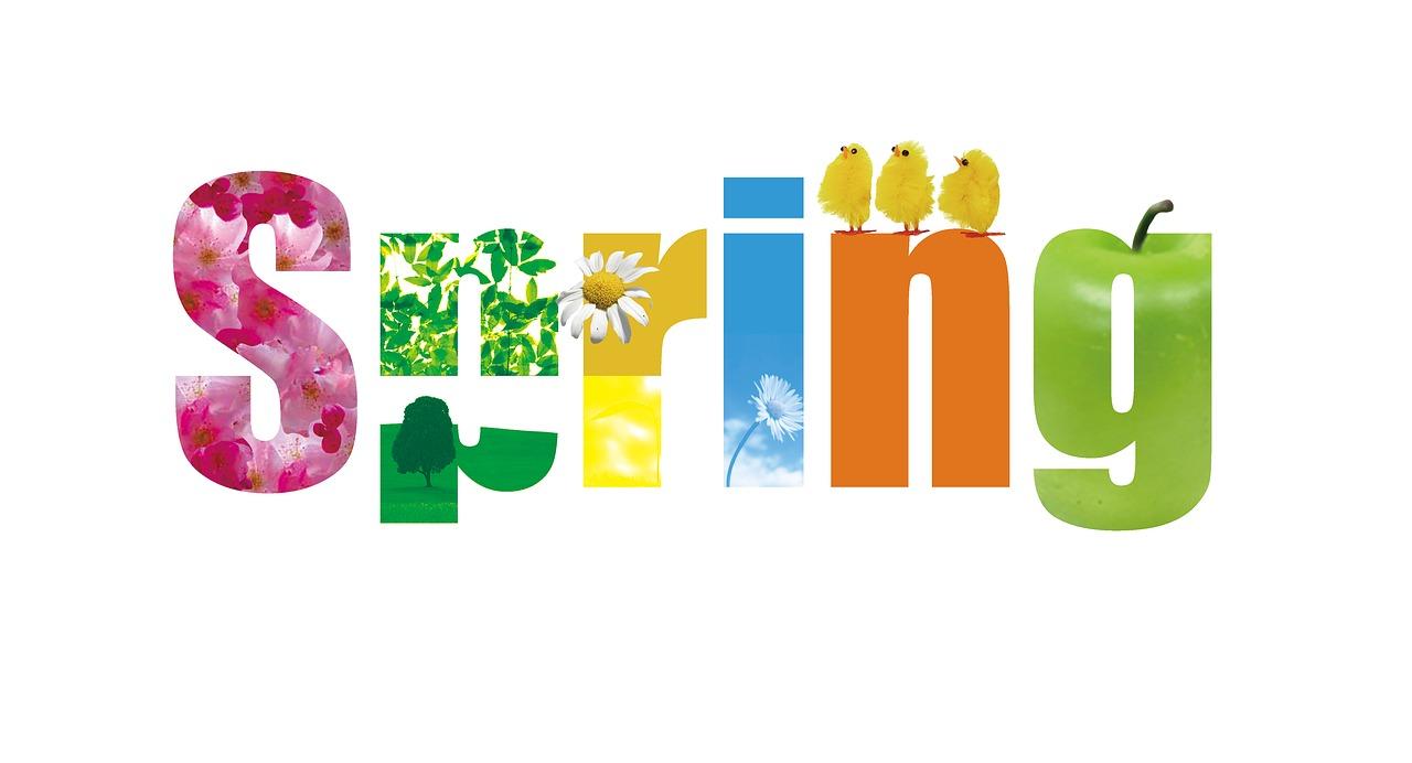もうすぐ春休み